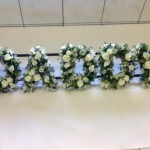 Daddy funeral floral arrangement